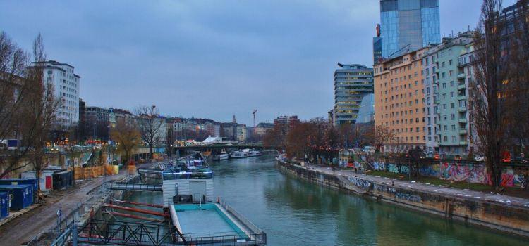 Danube Canal (Donau Kanal)1