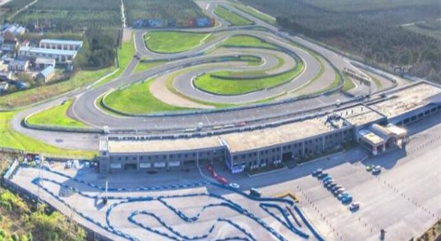 Jiangsu Wanchi International Karting1
