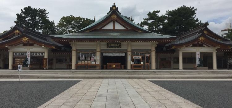 Hiroshimagokoku Shrine2