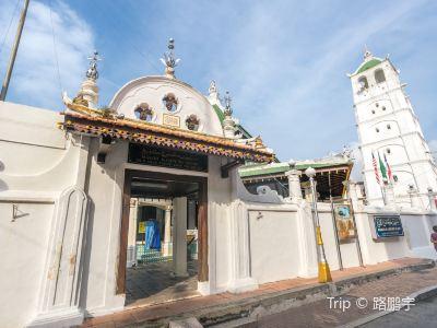 캄풍 클링 모스크