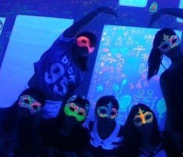 明洞3D夜光美術館