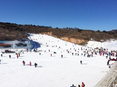 Yulong Ski Resort