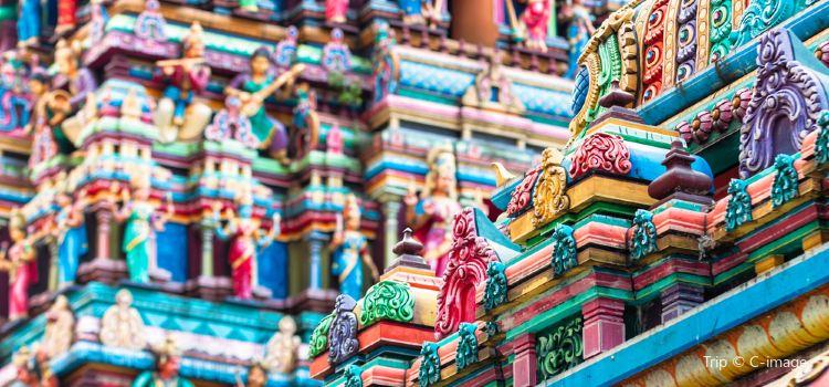 馬里安曼印度廟2