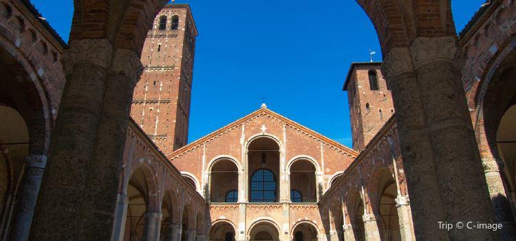 Basilica di Sant'Ambrogio2