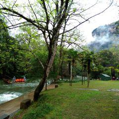 천주봉 여행 사진
