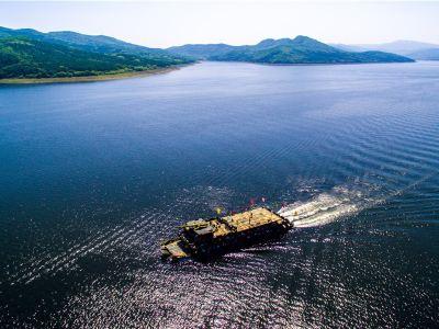 松花湖遊船