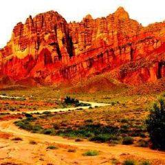 貴德國家地質公園阿什貢七彩峰叢景區用戶圖片