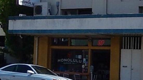 Honolulu Burger Company