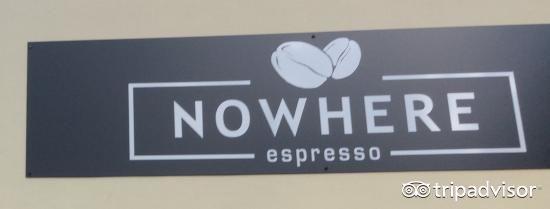 Nowhere Espresso