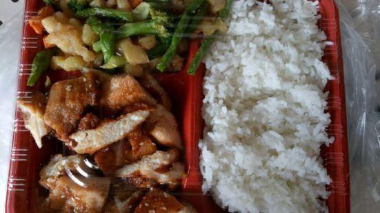 豪大大香雞排飯(桂林旅專店)