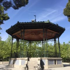 부엔 레티로 공원 여행 사진