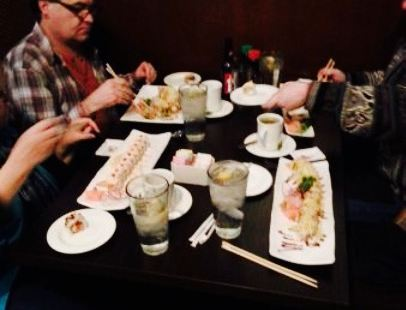 Momo Sushi and Grill