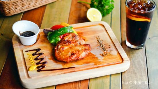 YongWu Xiang Café