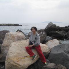 Kamari Beach User Photo