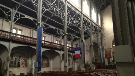 Eglise Notre Dame du Travail