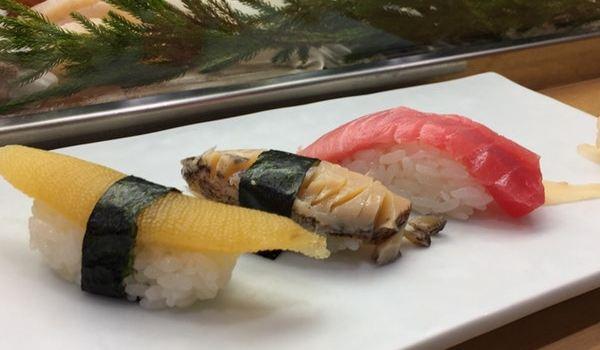 築地壽司清(伊勢丹京都店)2