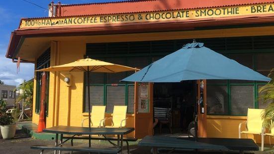 Hilo Shark's Coffee Shop