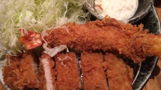 名代豬排Katsukura(三條本店)