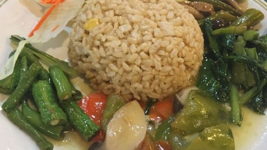 Ci Yan Organic Vegetarian Health Food