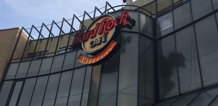 Hard Rock Cafe Amsterdam1