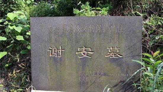 湖州謝安墓