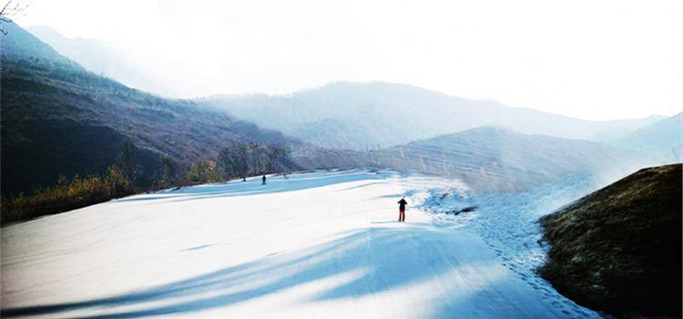 天室山滑雪場