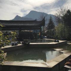 린안 퇀커우 물대 온천 여행 사진