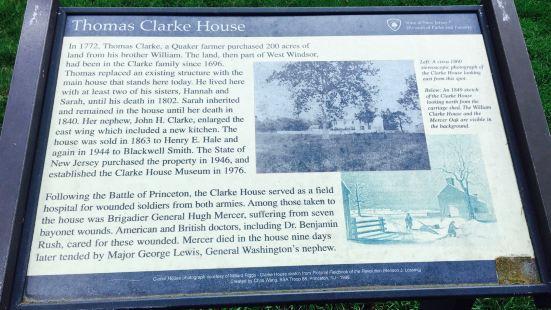 Princeton Battlefield State Park