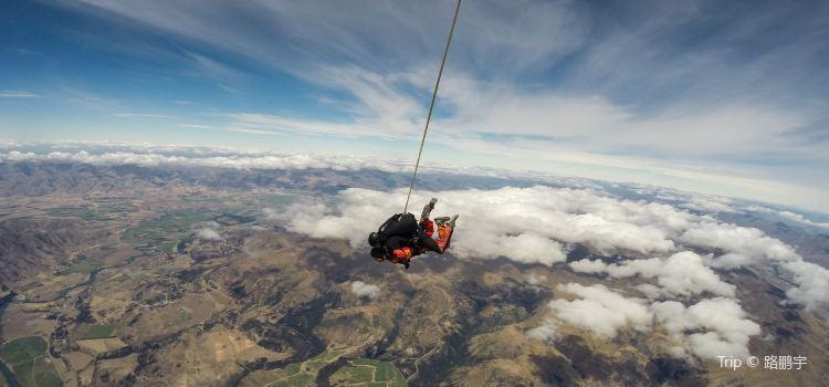 Skydive Wanaka2