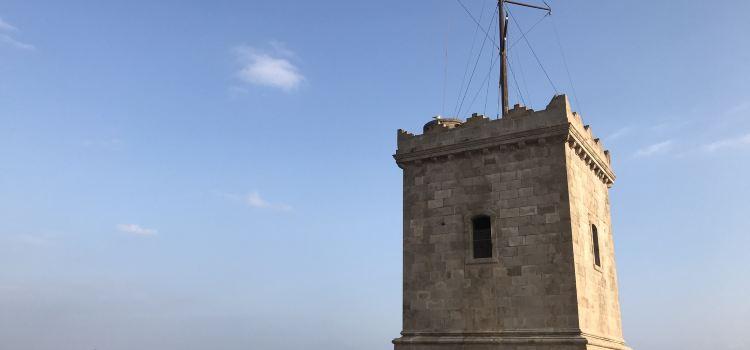 Castell de Montjuïc1