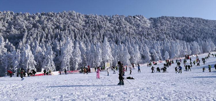 廬山滑雪場2
