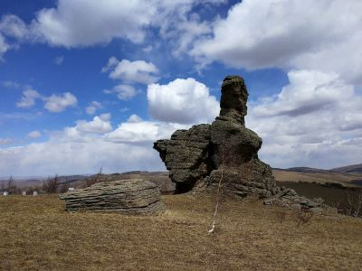中國克什克騰旗世界地質公園博物館