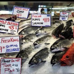 Pike Place Market User Photo