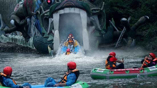 Shengjing Mountain Rafting