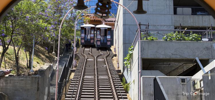 Angels Flight Railway2
