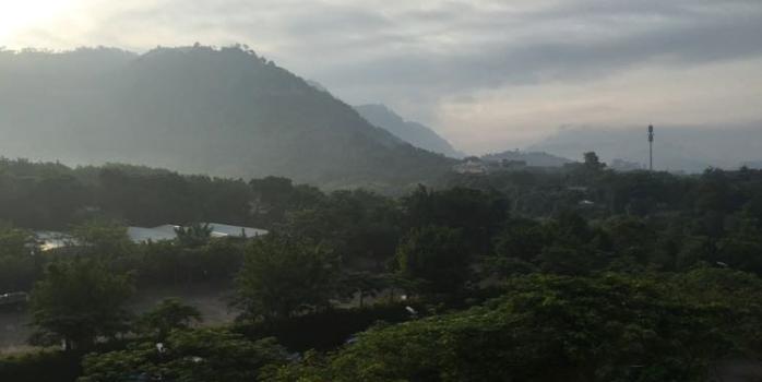 潮州東山湖溫泉度假村1
