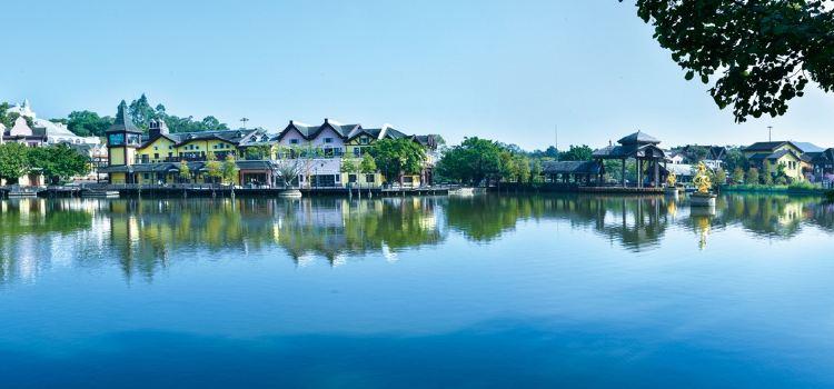 東部華僑城茶溪谷