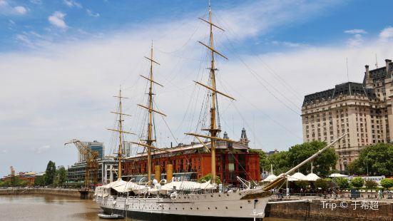 Sarmiento Frigate Ship Museum