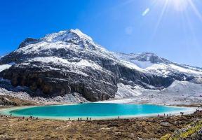 冬季川西最美景點,當世界都安靜,才知心跳如此動人!