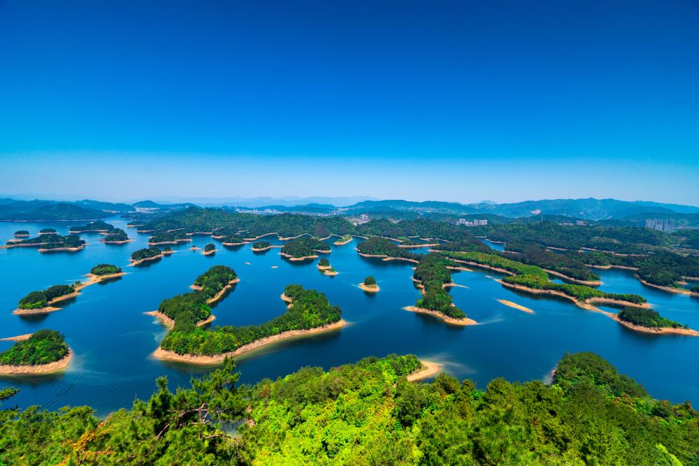 千島湖景區