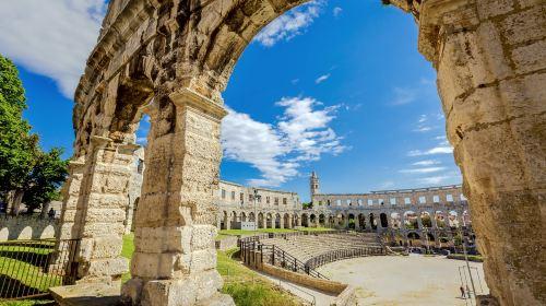 Amphitheatre de Pula