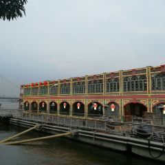 """The Red Boat of the Pearl River""Cruise User Photo"