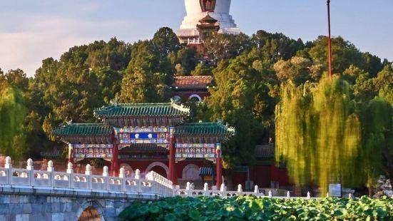 北京嵩祝寺及智珠寺