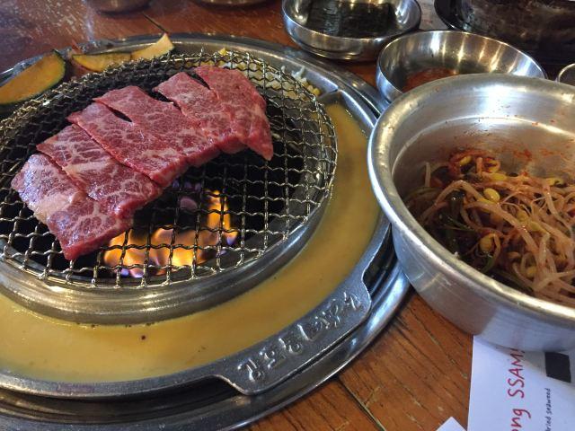 Kang Ho Dong Baekjeong (Koreatown)