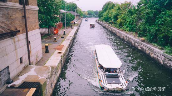 波士頓水鴨車旅遊