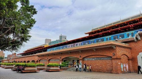 台北捷運淡水站