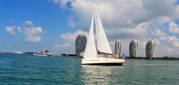 新航家帆船遊艇出海1