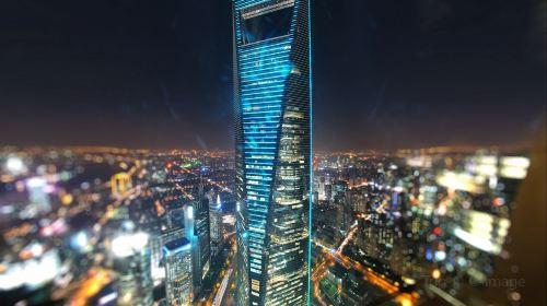 상하이 세계금융센터