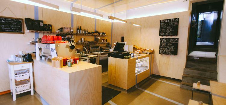 Devon Cafe (Devonshire St)