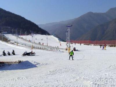 Xinglongshan Ski Field